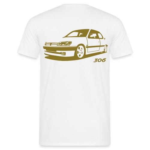 peugeot306 - Men's T-Shirt