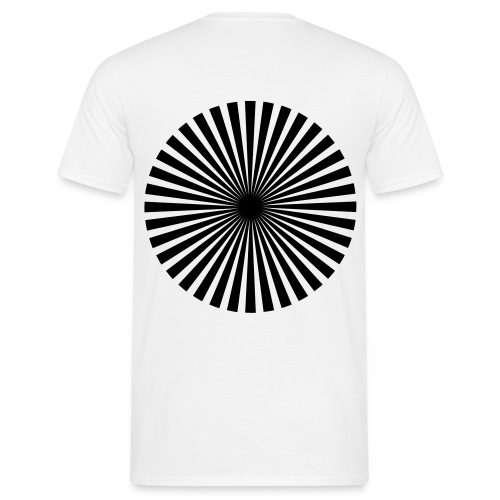 mire tirage imprimable - T-shirt Homme