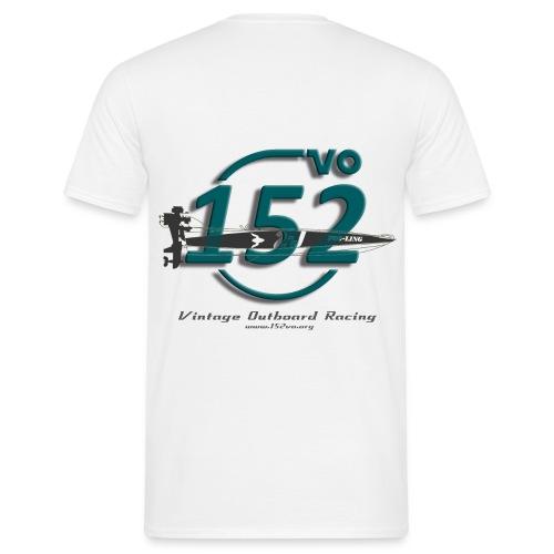 Foo Ling petrol - Männer T-Shirt