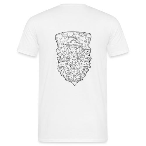 Dark ages - Mannen T-shirt