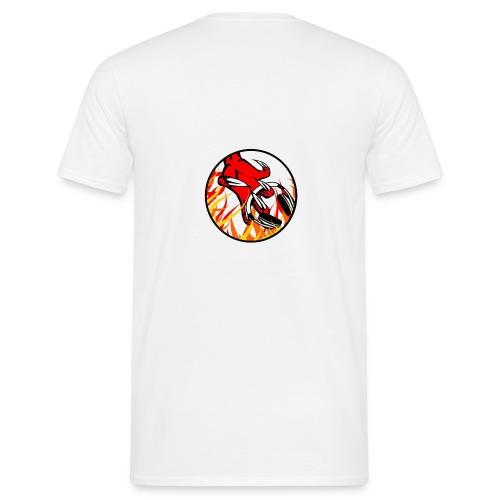 FireStarter logo jpg - Mannen T-shirt