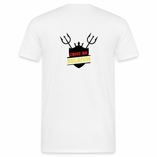 Come On Belgium - T-shirt Homme