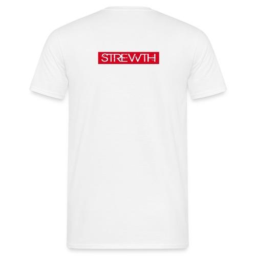 strewth red jpg - Men's T-Shirt