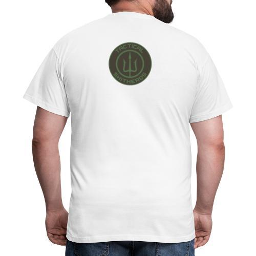 Tactical Shitheads Logo - Männer T-Shirt
