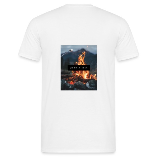The Late Night Club go on a trip collection - Männer T-Shirt