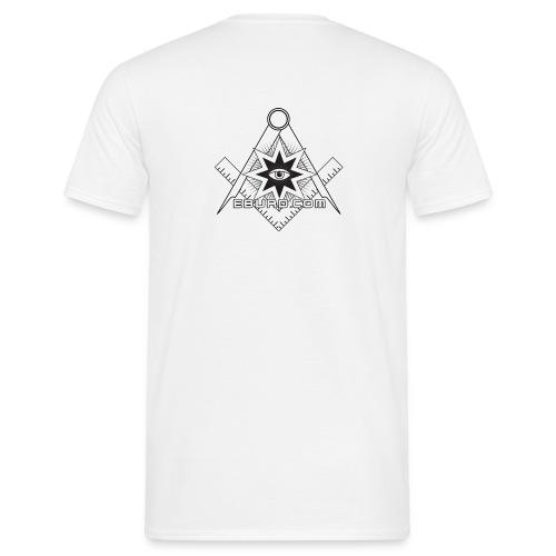 EBURD ILLUMINATI - Männer T-Shirt