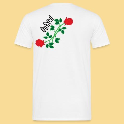 OnEyed Roses - Mannen T-shirt