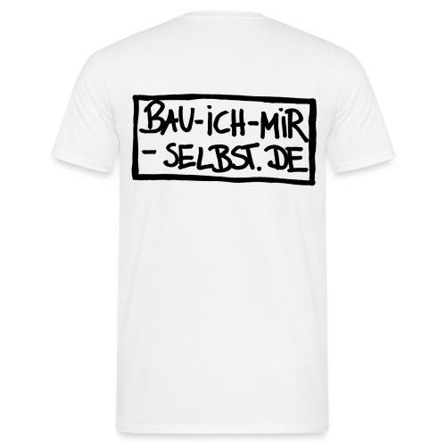 bau-ich-mir-selbst.de SCH - Männer T-Shirt