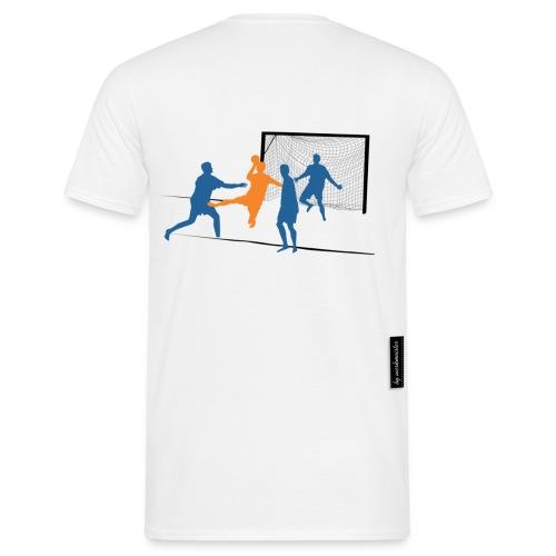 handball 02 - Männer T-Shirt