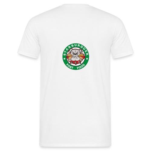 starburger - Camiseta hombre