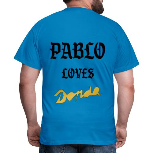 Pablo loves Donda - T-shirt Homme