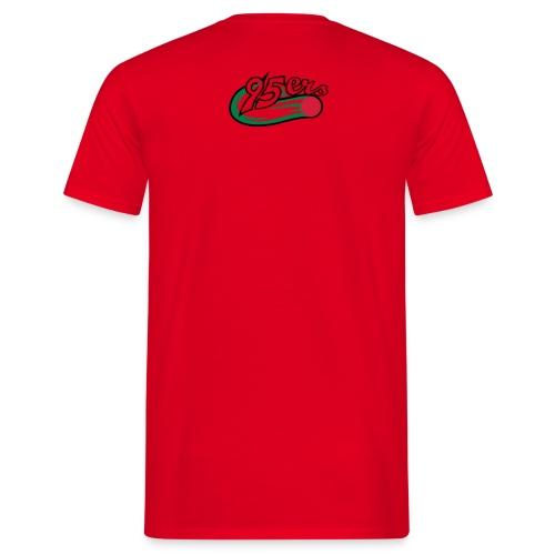 95ers logo neu - Männer T-Shirt