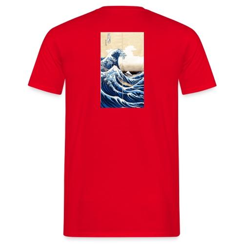 La grande vague de Kanagawa - T-shirt Homme