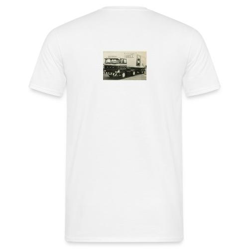 bell lines truck john beynon evans JPG - Mannen T-shirt