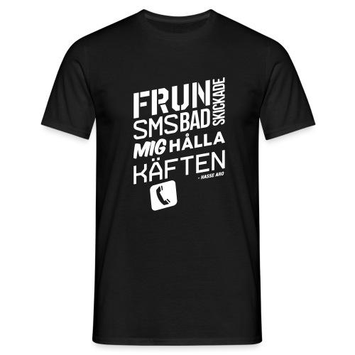Frun skickade sms - T-shirt herr