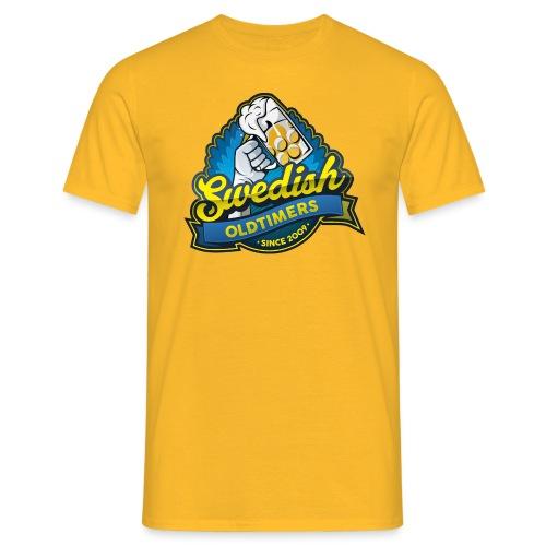 swedisholdtimers_text - T-shirt herr