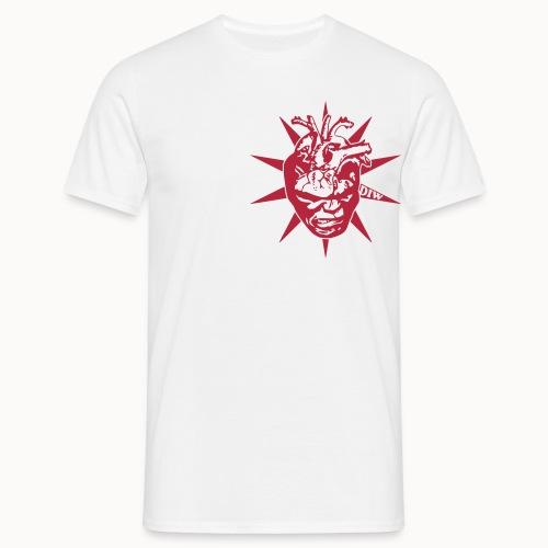 dirtheart - Männer T-Shirt