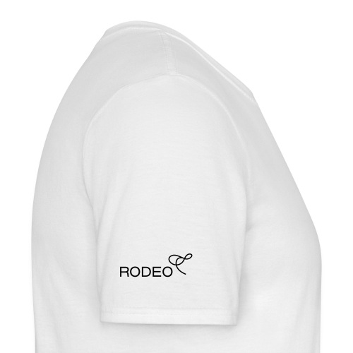 RODEO LOGO - T-skjorte for menn