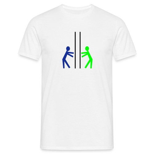 gparallel211 - Herre-T-shirt