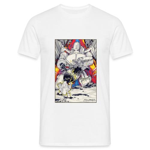 ADVANCE - Men's T-Shirt