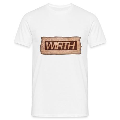 WoodBranded LOGO - Männer T-Shirt