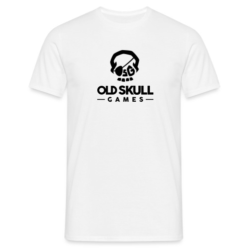 OldSkullGames_Logo2016_Sq - T-shirt Homme