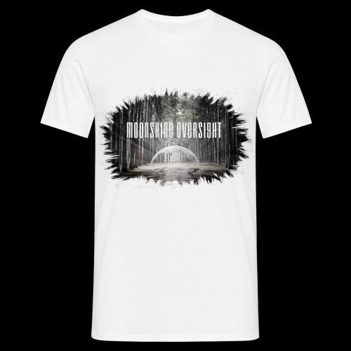 Forme déchiré - Moonshine Oversight - T-shirt Homme