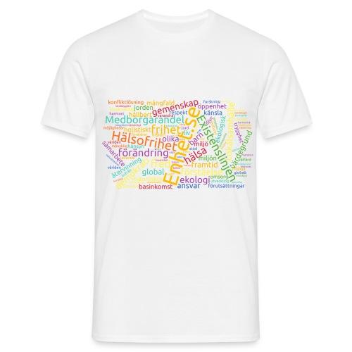 En känsla av Enhet - T-shirt herr