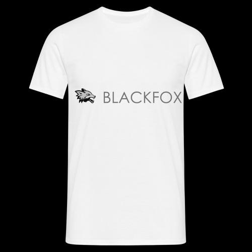 DarkFox White Collection - Maglietta da uomo