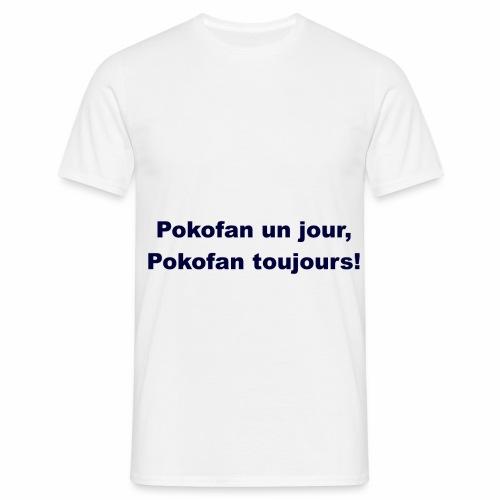 Pokofan - T-shirt Homme