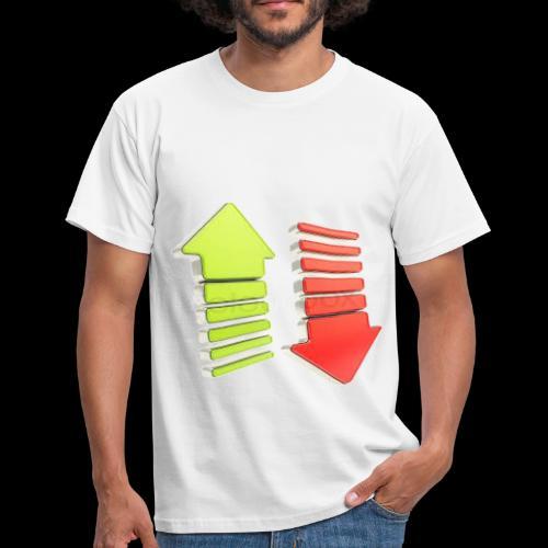 Kanallogo in einer ganz besonderen Art - Männer T-Shirt