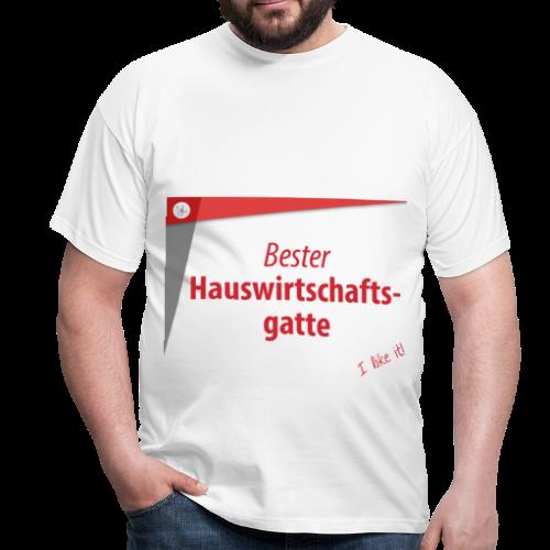 Für die bessere Hälfte! - Männer T-Shirt