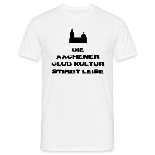 Aachener Club Kultur - Männer T-Shirt