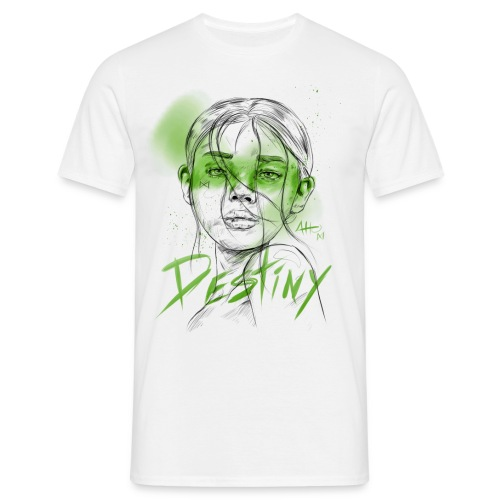 Destiny Green - T-shirt Homme