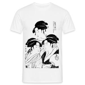 Charlique - Men's T-Shirt