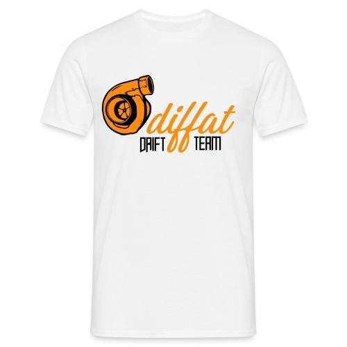 Odiffat Drift Team - T-shirt herr