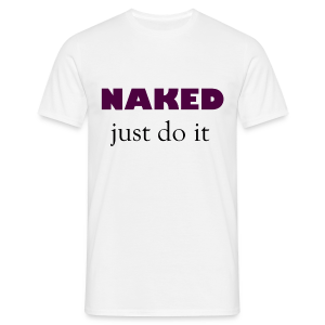 Naked Collection - T-skjorte for menn