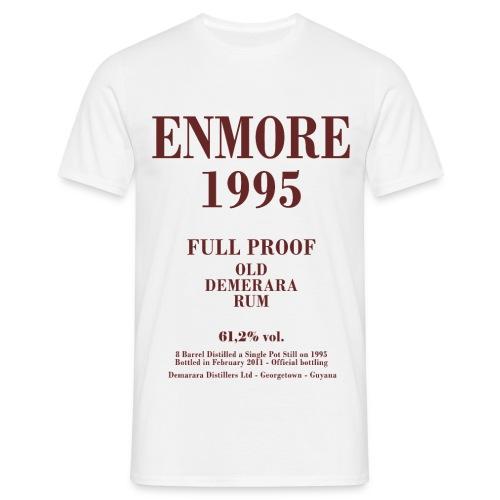 Enmore Label Velier Demerara Designs - Herre-T-shirt
