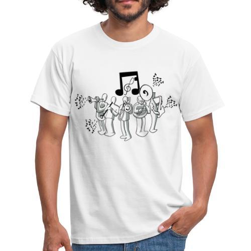 Banda, Musique de Rue ou Orchestre - T-shirt Homme