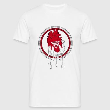 Équipe Pulse - même sang - T-shirt Homme