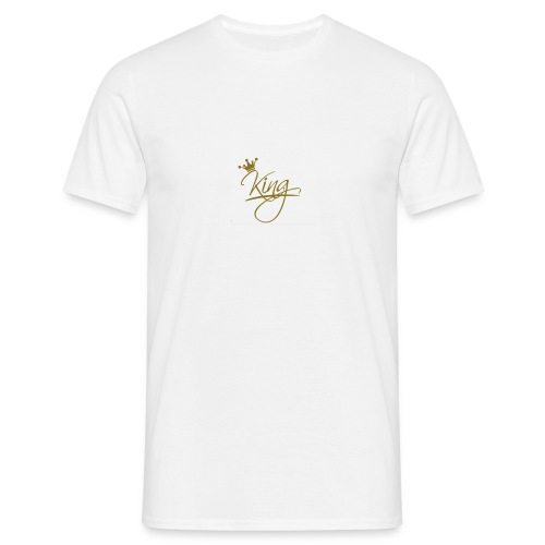 King wears - Men's T-Shirt