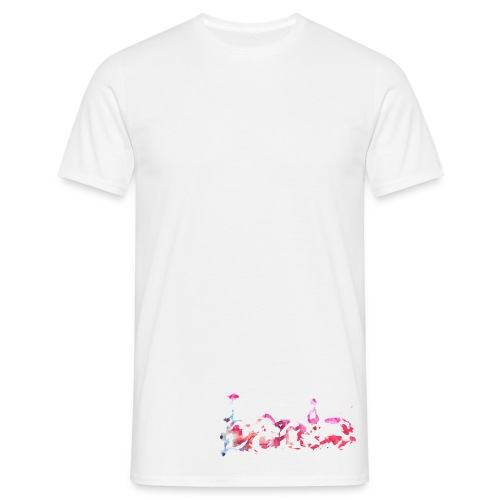 Aquarell Coachella Color 2 - Männer T-Shirt