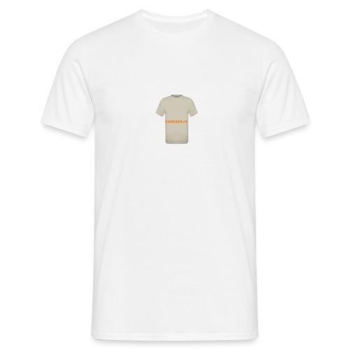 CAMISETA NATURAL-BARRABAJA - Camiseta hombre