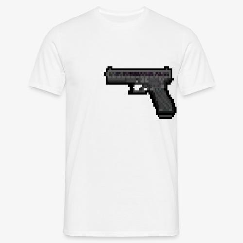 GLOCK PixelArt - T-shirt Homme