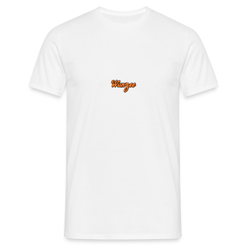 New Wunzee Design - Men's T-Shirt