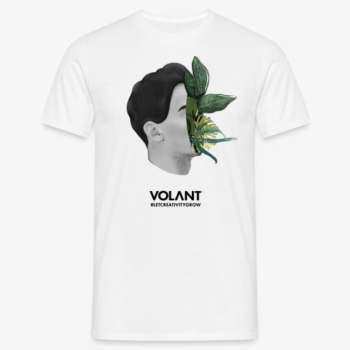#LETCREATIVITYGROW Flower Edition 2 - Männer T-Shirt