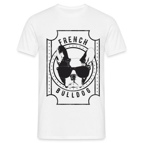 Franse Bulldog - Mannen T-shirt