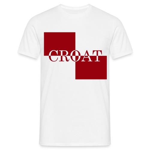 CROAT Classic - Männer T-Shirt