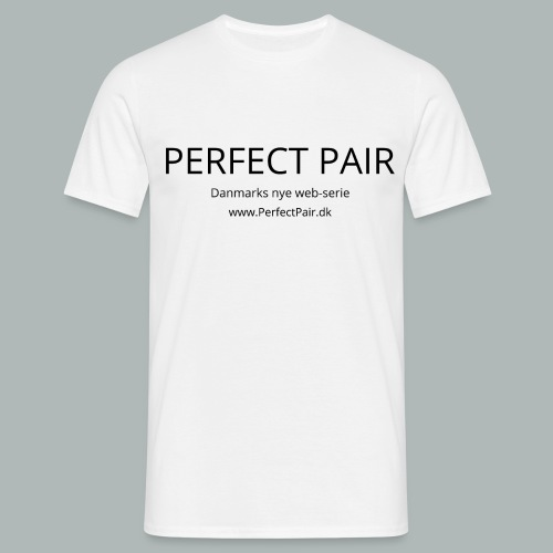 Perfect Pair - Herre-T-shirt