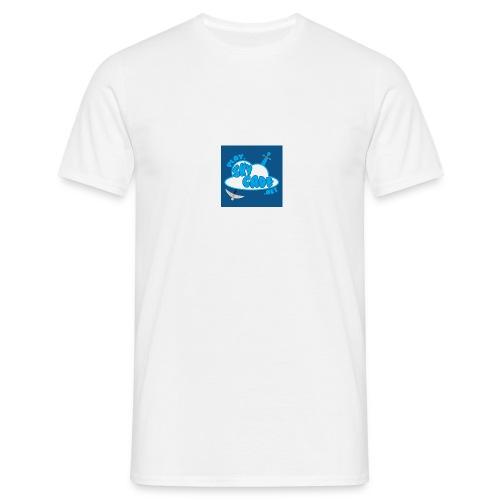 skycade - T-shirt herr